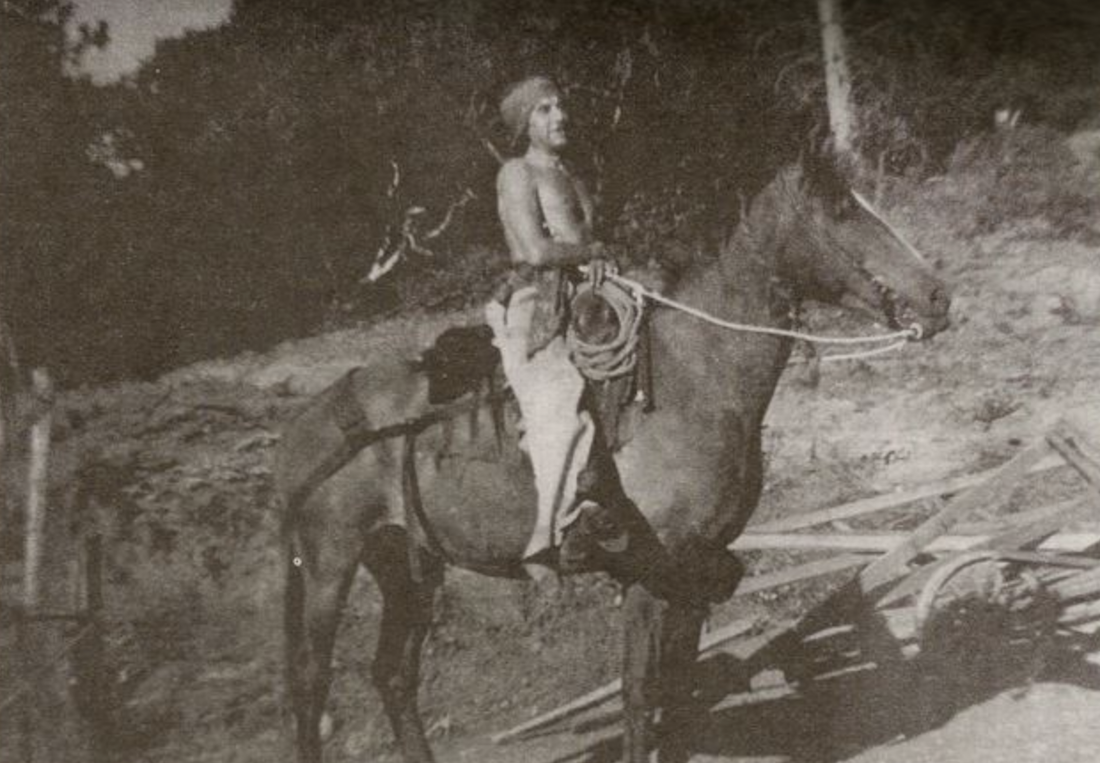 The Wild, Anarchist Homesteader of Big Sur Who Preserved Native Languages