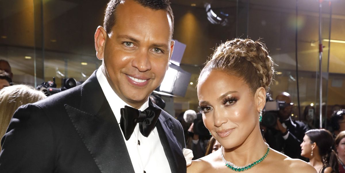 Jennifer Lopez And Alex Rodriguez Announce They've Broken Up