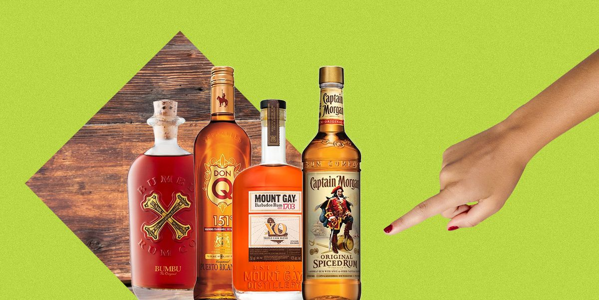 Rum Bottles to Buy Right Now