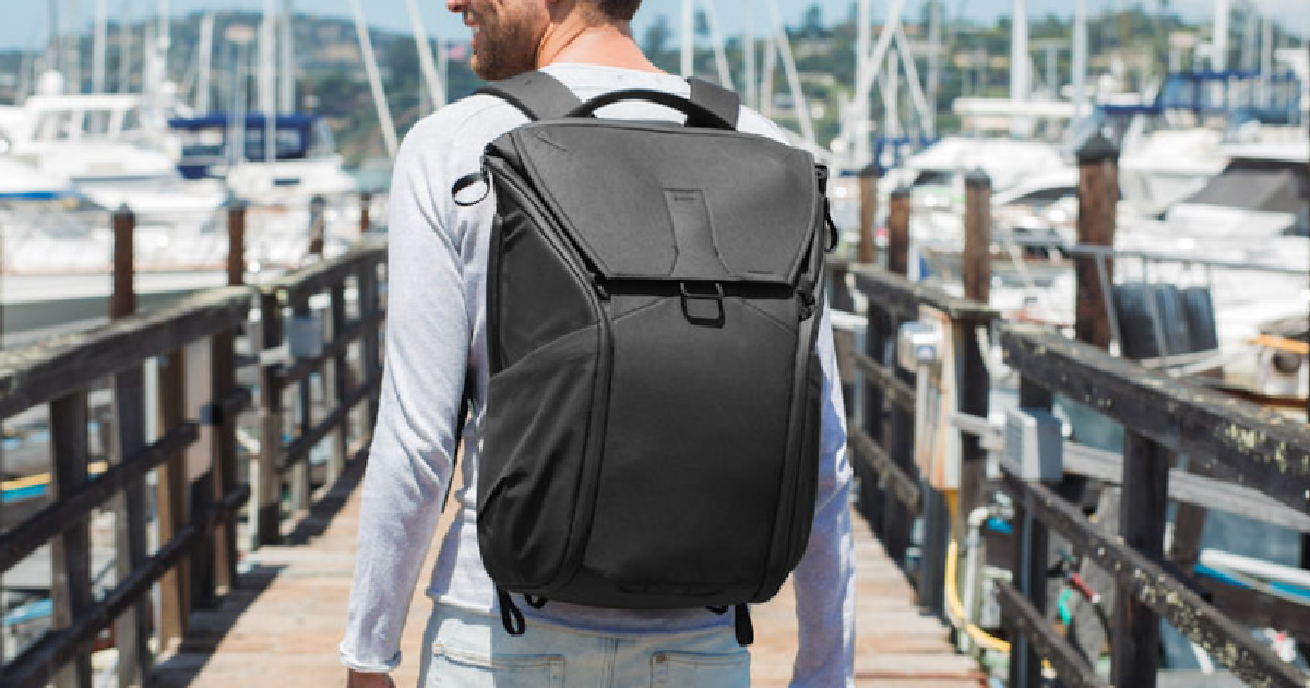 Peak Design Everyday 30L Backpack Just $149.95 Shipped (Regularly $290)