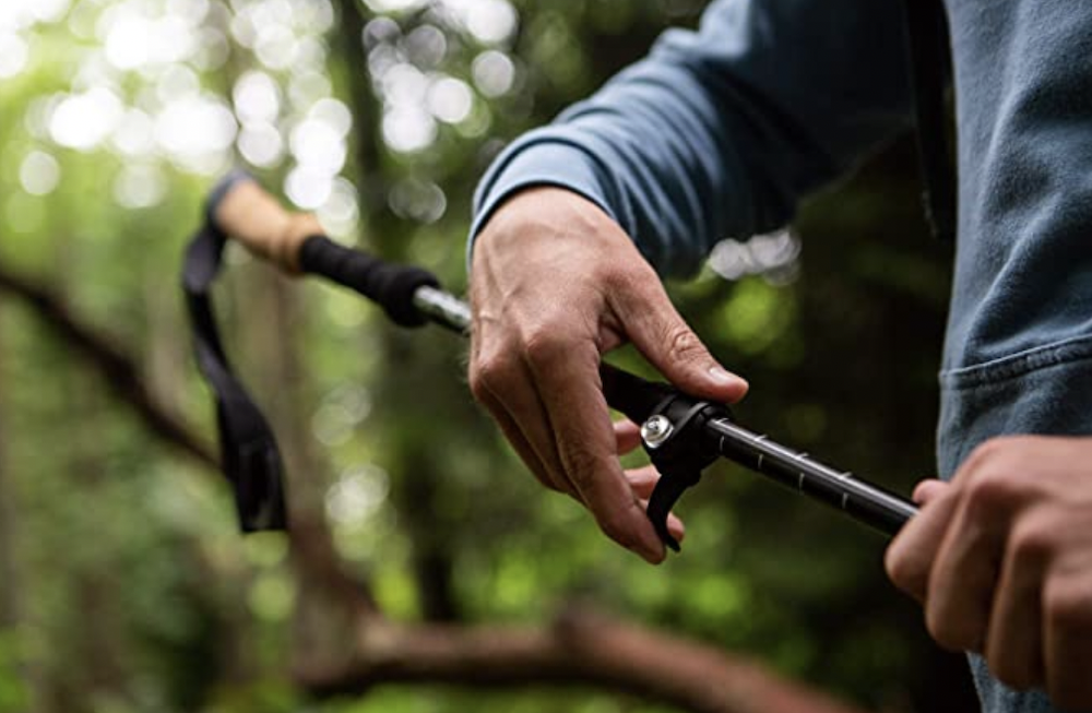 These Carbon Trekking Poles (Still) Cost Less than a Tank of Gas