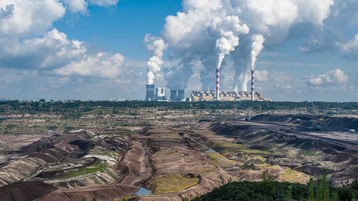 5% of Earth's Power Plants Create 73% of the Energy Sector's Emissions