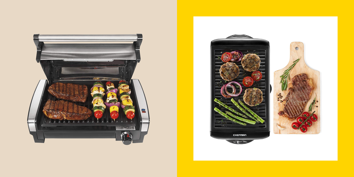 These Indoor Grills On Sale At Amazon Will Make You Want A Hot Dog