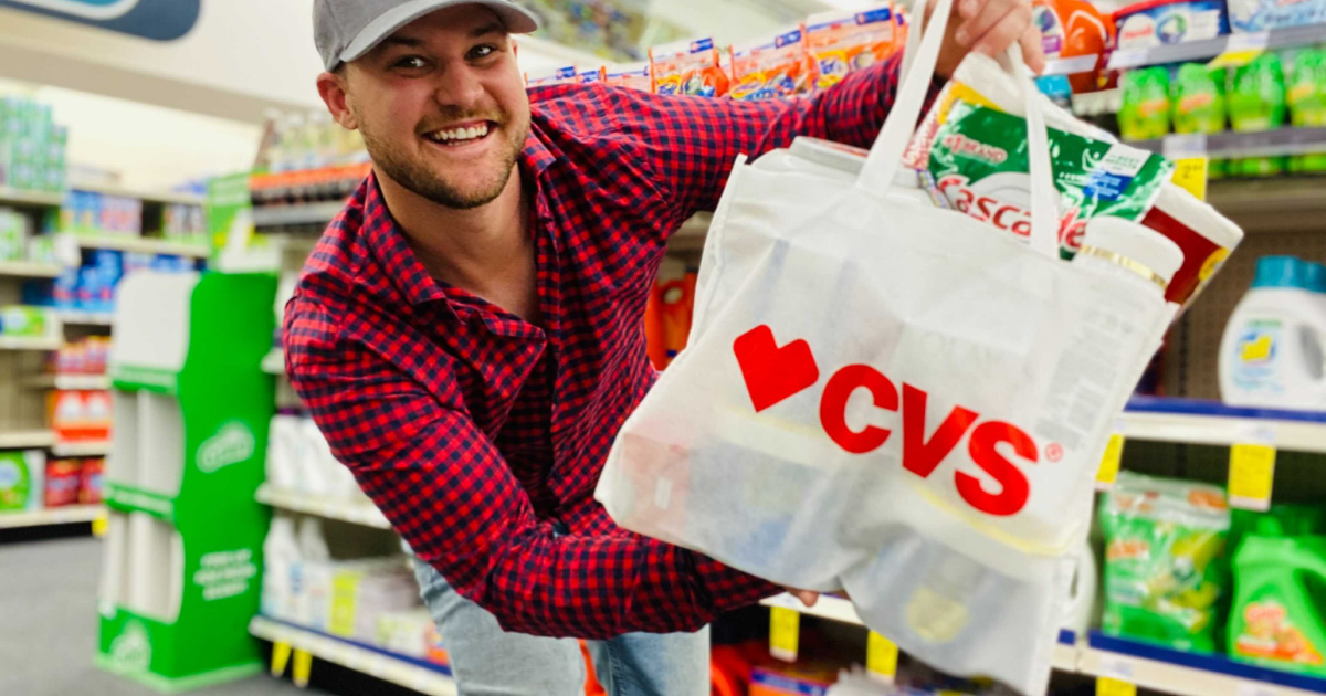 Get $10 CVS Extra Bucks w/ $40 P&G Products Purchase
