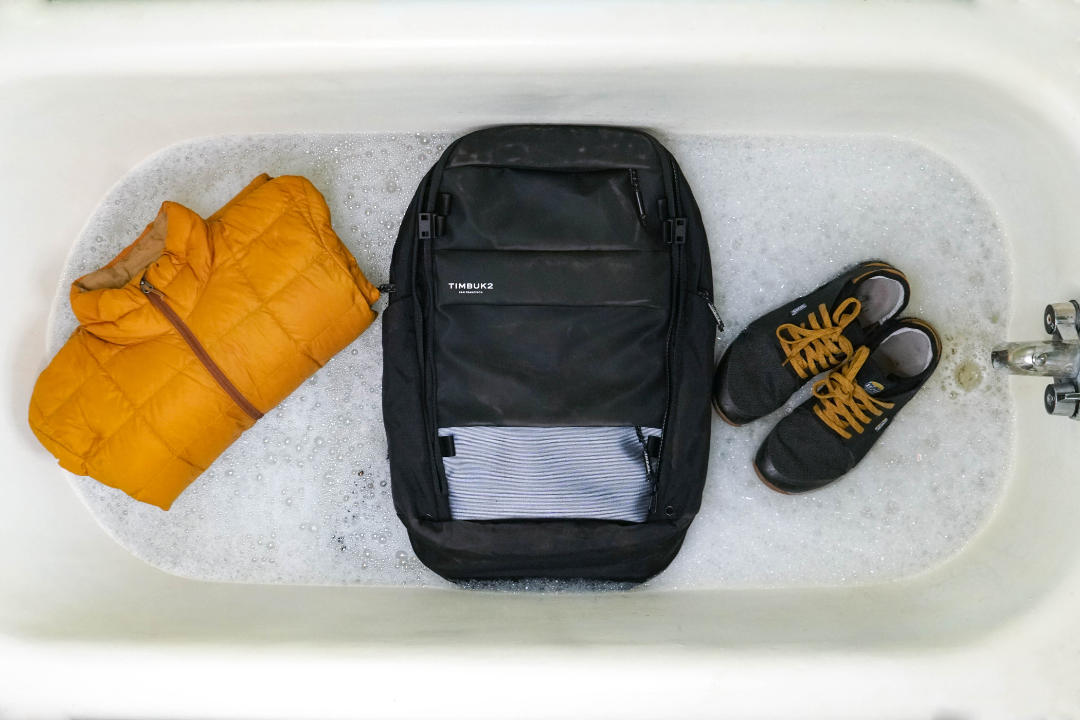 How To Wash A Backpack & Other Gear Cleaning Tips