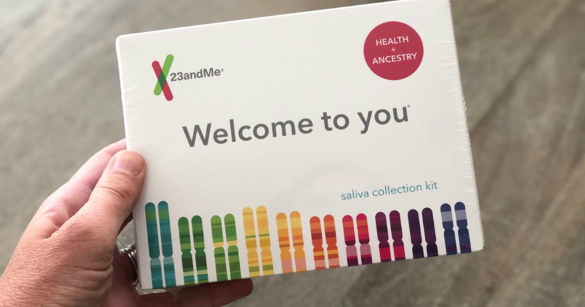 23andMe DNA Test w/ Health + Ancestry Only $99 Shipped (Regularly $200)