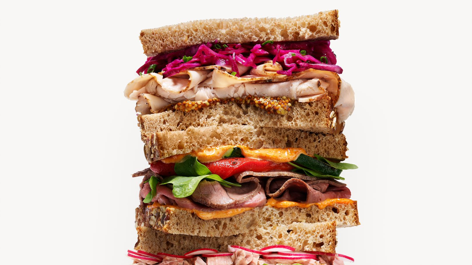 5 Sandwiches You'll Actually Want to Eat for Lunch