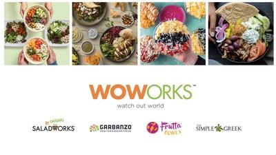 WOWorks Restaurant Brands Thrive on College and University Campus Locations