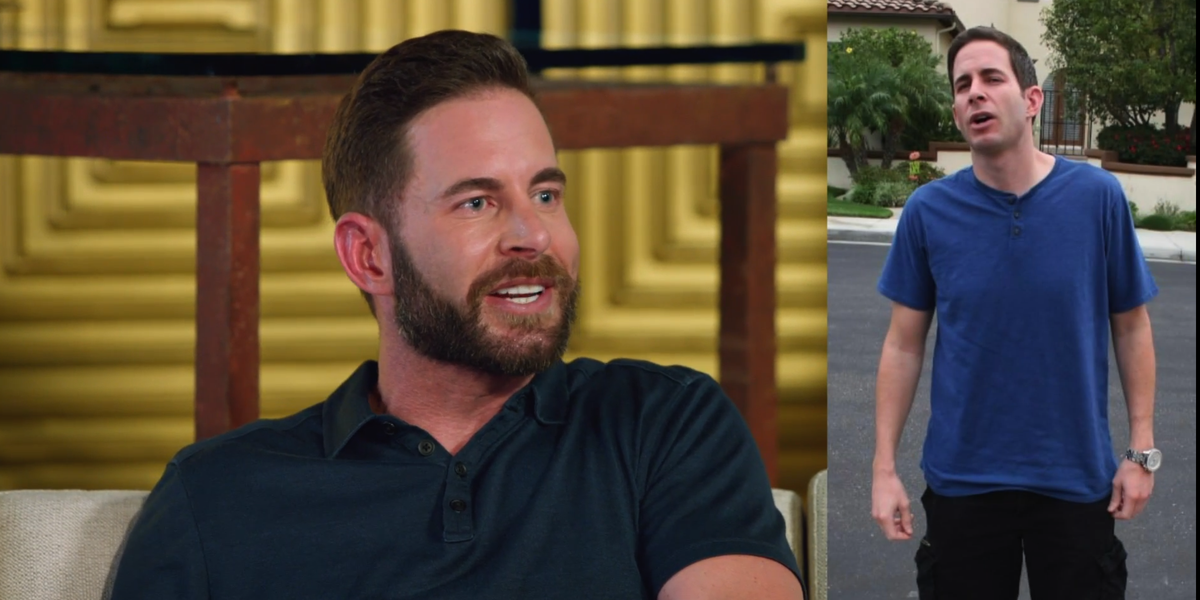 """Tarek El Moussa Says He Was """"Really Sick"""" For Six Seasons Of 'Flip Or Flop'"""