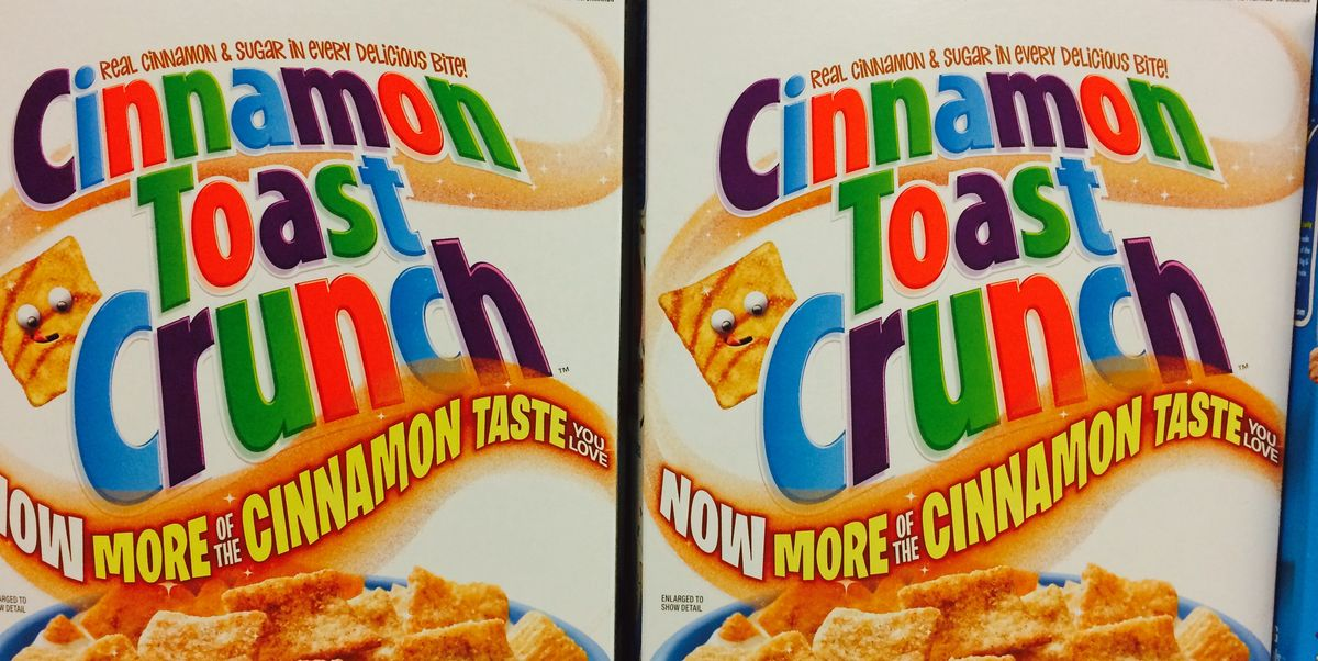 Timeline: A Man Said He Found Shrimp Tails In A Box Of Cinnamon Toast Crunch
