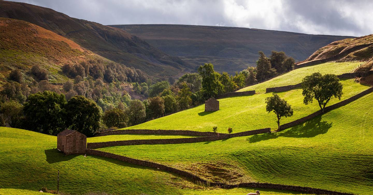 The 10 most beautiful places in Yorkshire