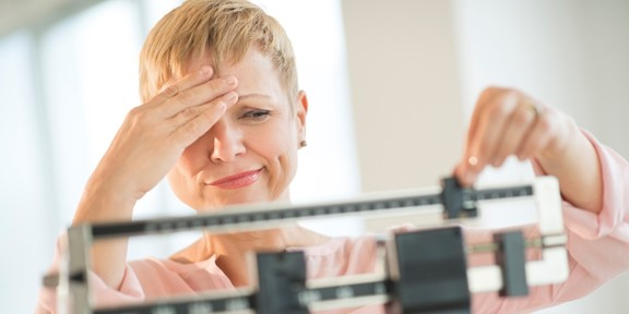 Muscle Enzyme Explains Weight Gain in Middle Age