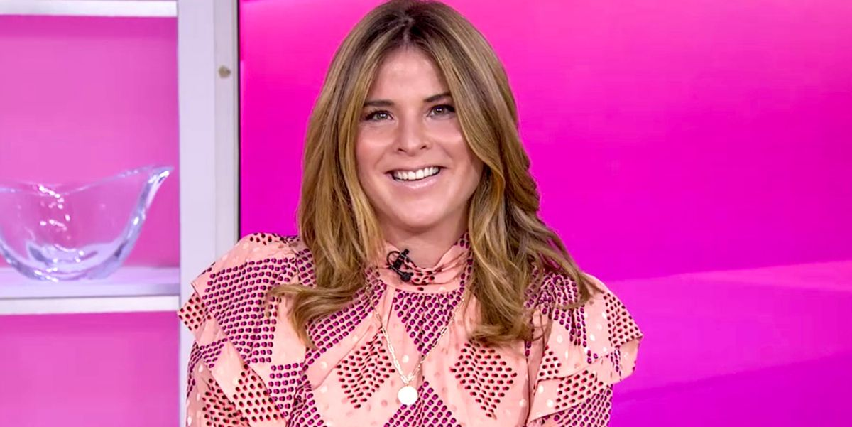 Jenna Bush Hager Defends Claim That White House Is Haunted After Laura Bush Said It's Not