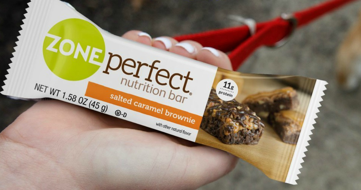 ZonePerfect Protein Bars 36-Count Variety Pack Only $20 Shipped on Amazon