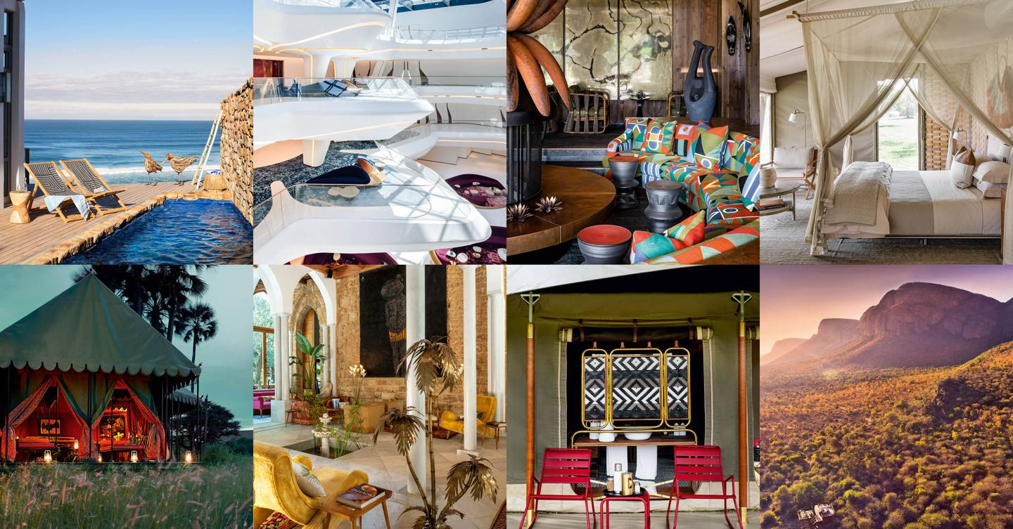 The best new hotels in Africa and The Middle East: The Hot List 2021