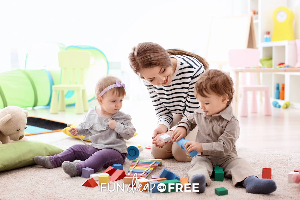 Save on Childcare! - Fun Cheap or Free