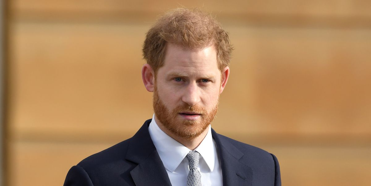 """Prince Harry Will \""""Absolutely Do His Utmost\"""" To Attend Prince Philip's Funeral"""