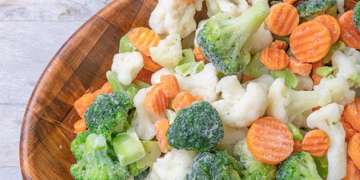 Are Frozen Vegetables Healthy?