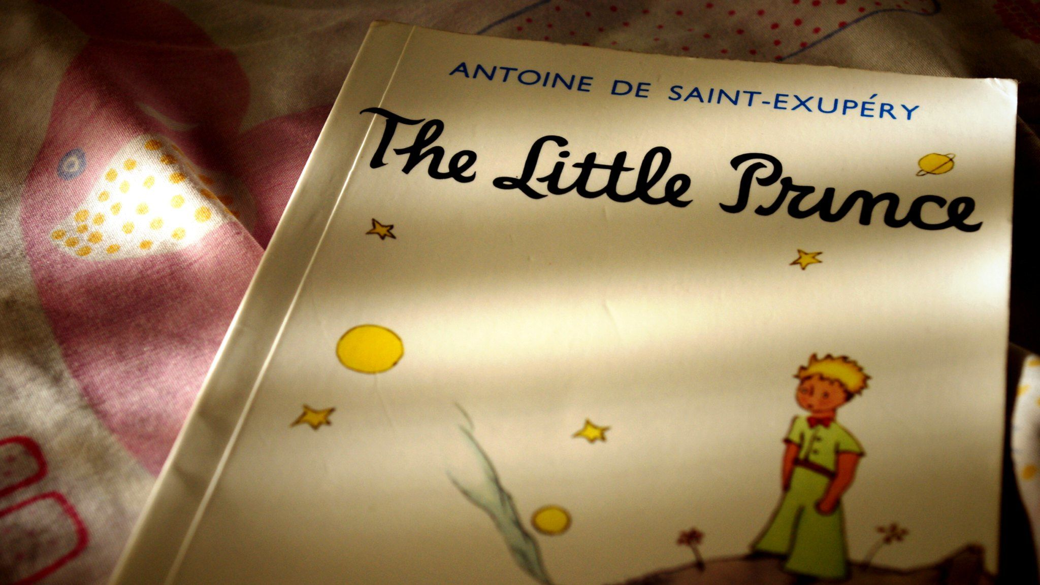 11 Drafts of the Most Famous Phrase from The Little Prince