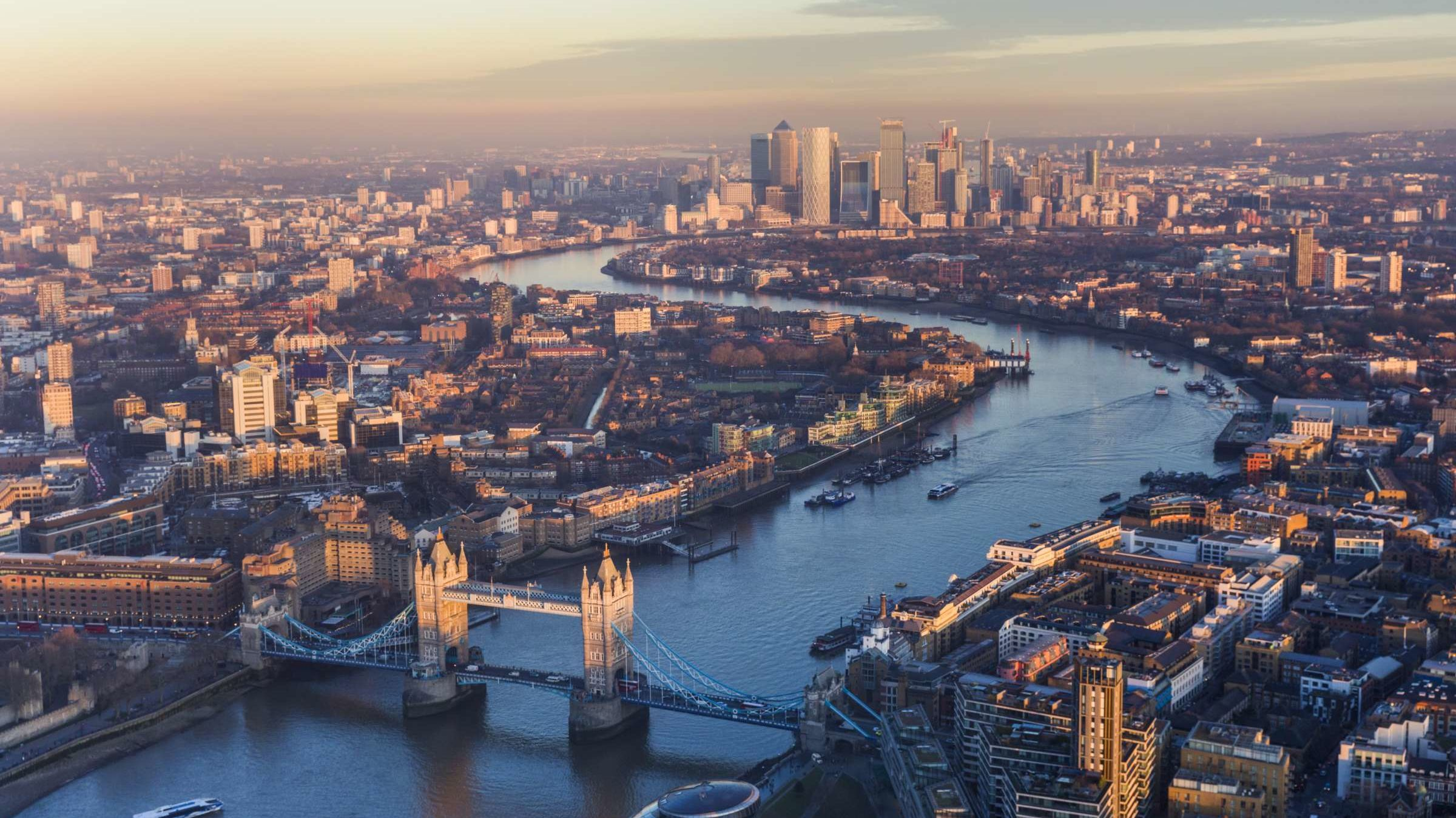 11 Facts About the River Thames