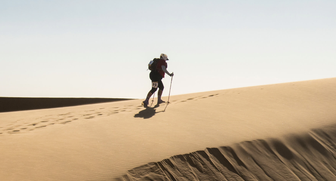 Self-Discovery From the Back of the Ultra-Endurance Race Field