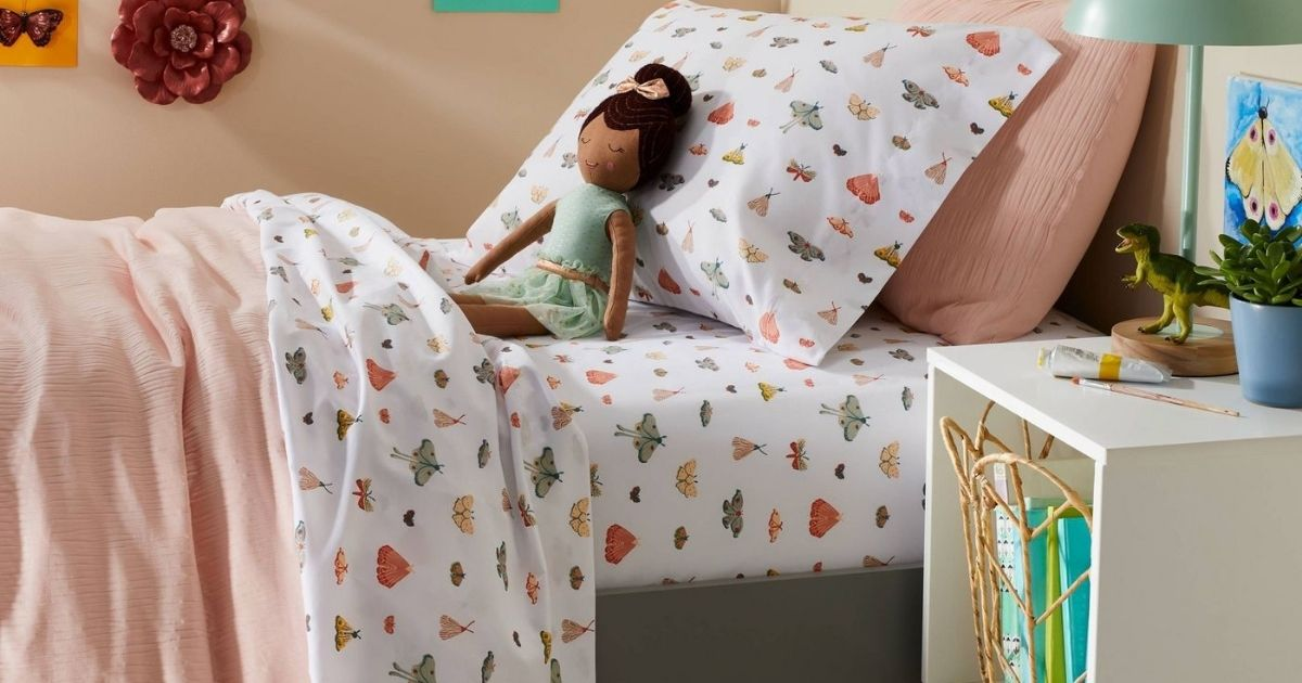 Up to 50% Off Pillowfort Kids Home Items on Target.com