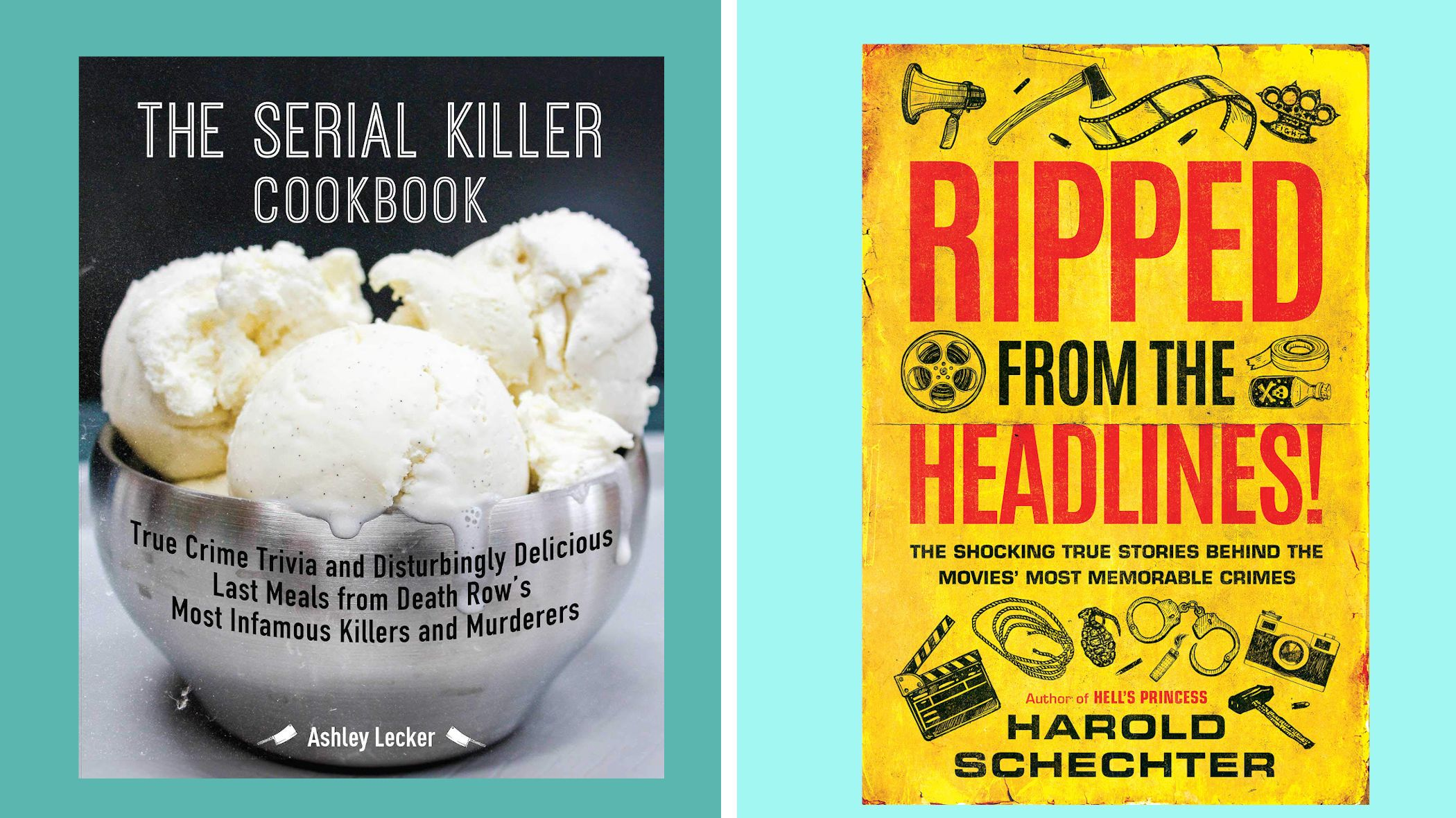 10 Killer Gifts for True Crime Fans