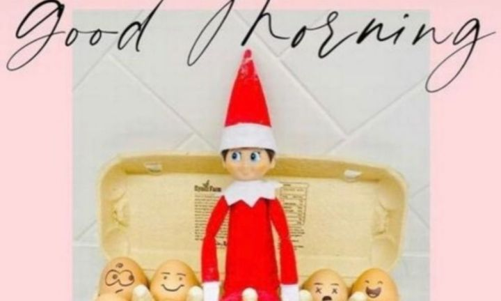 Elf on the Shelf: Mrs Hinch's hilarious X-rated Christmas blunder