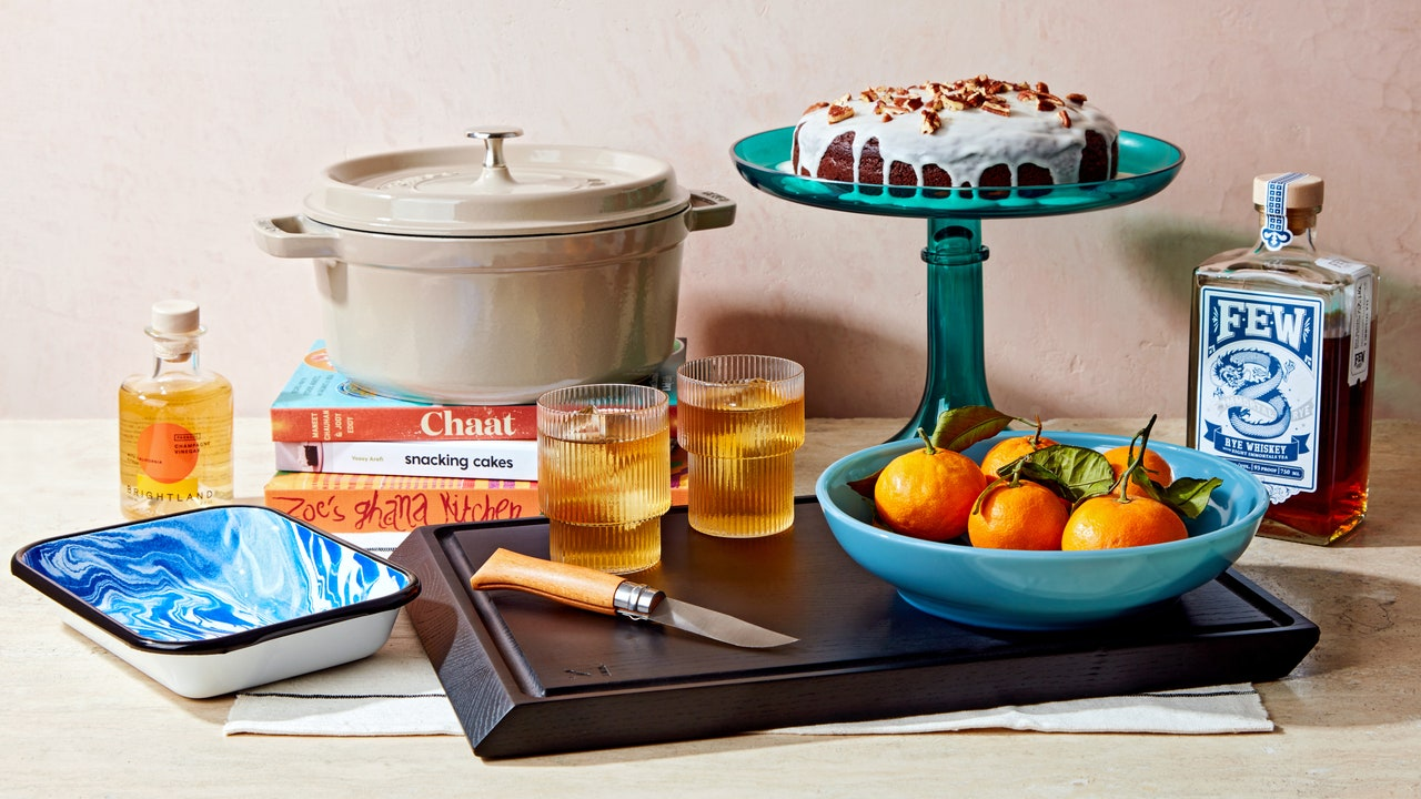 The 53 Best Kitchen and Cooking Gifts for 2020