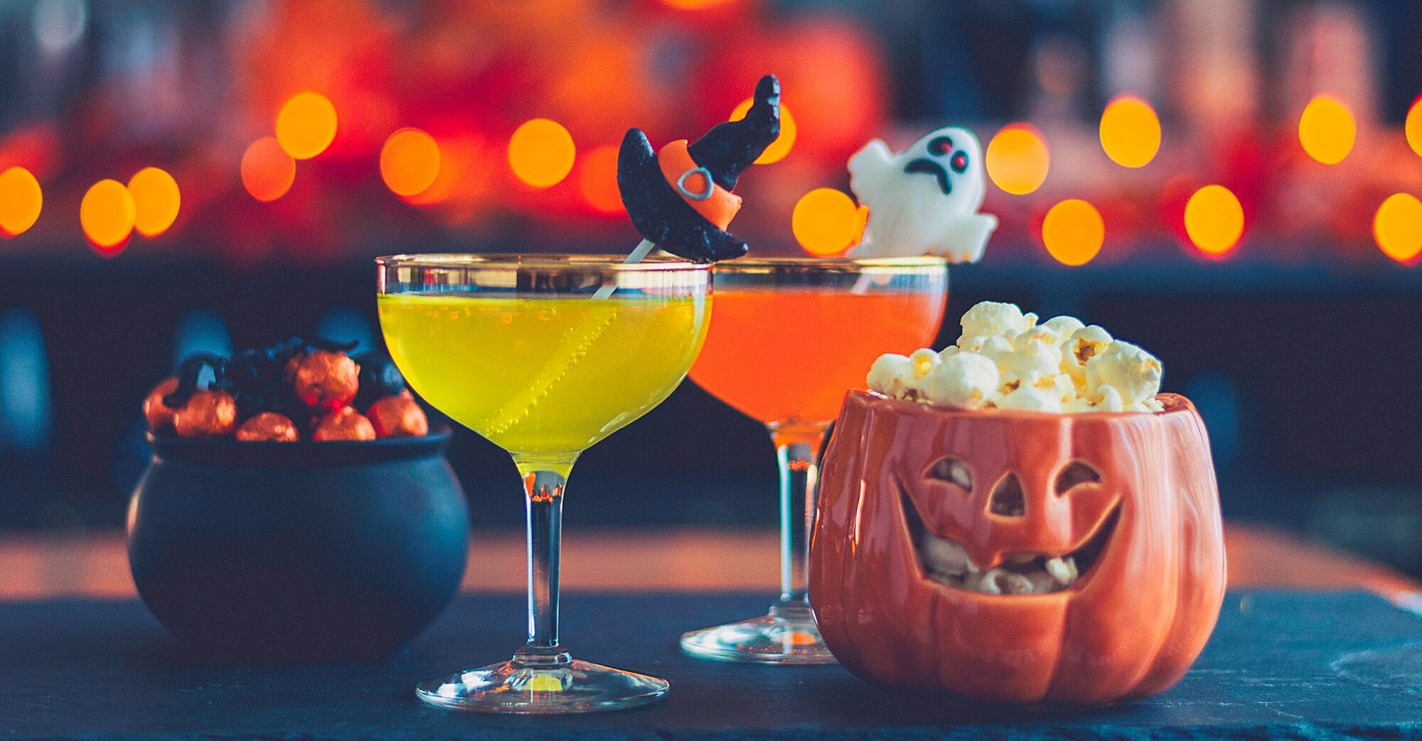 Pair Up Beloved Halloween Movies and Classic Candies With Our Handy Guide
