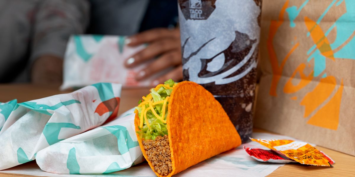 Taco Bell Is Giving Free Tacos To Vaccinated California Residents