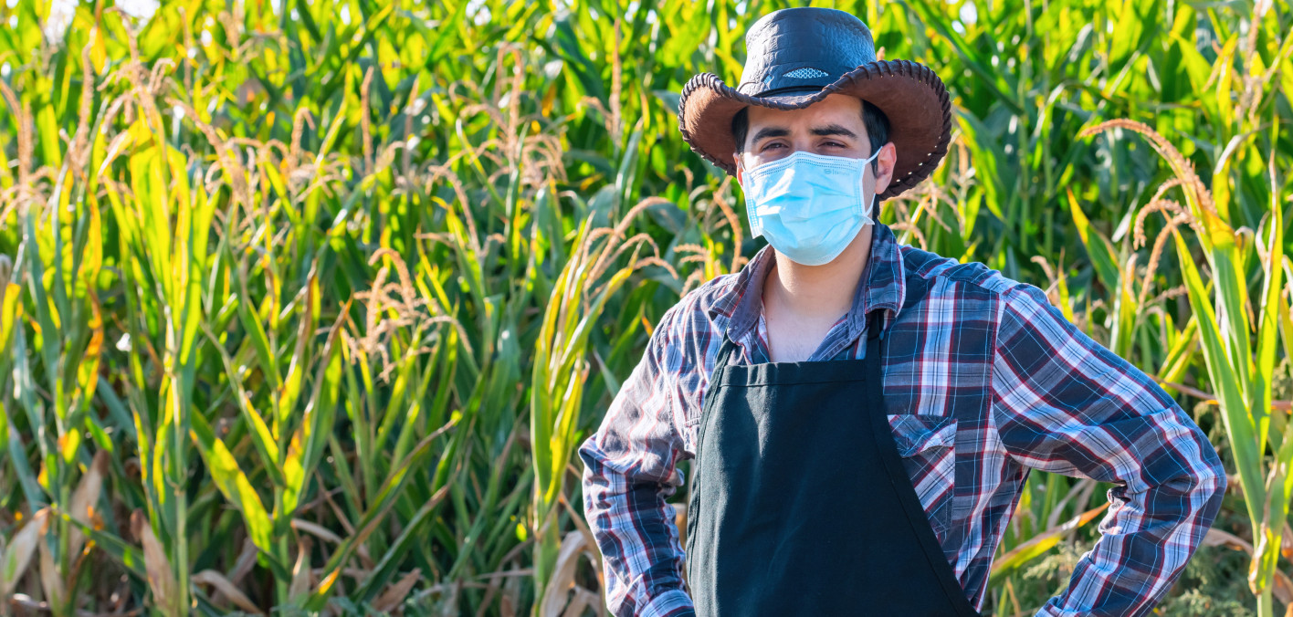 Latinos Working in Food Processing and Agriculture Face Greater COVID-19 Risk