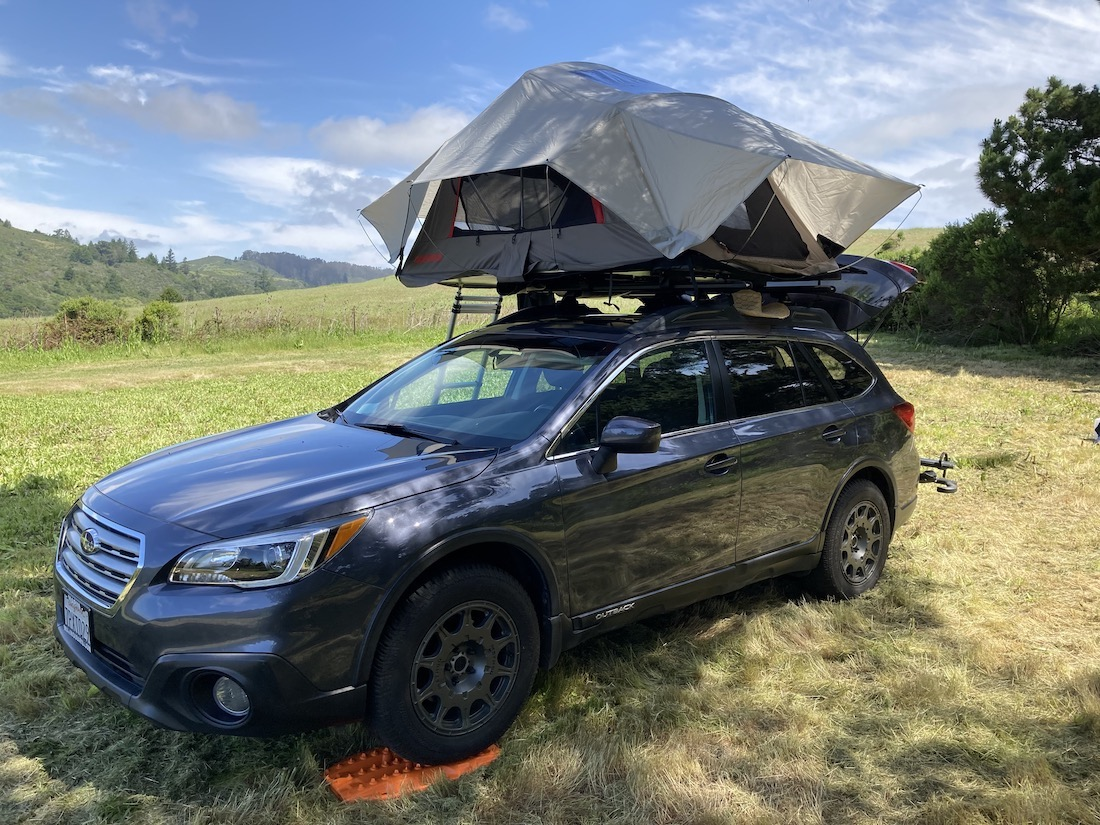 What's the Deal With Rooftop Tents?