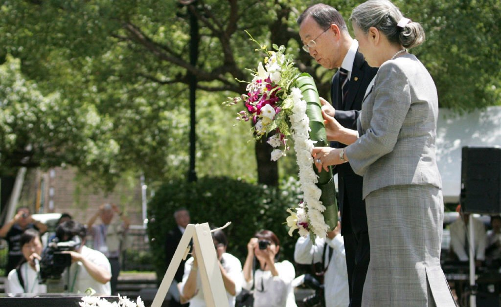 To Honor the Victims of Hiroshima and Nagasaki 75 Years on, We Must Lay Down Our Nuclear Weapons