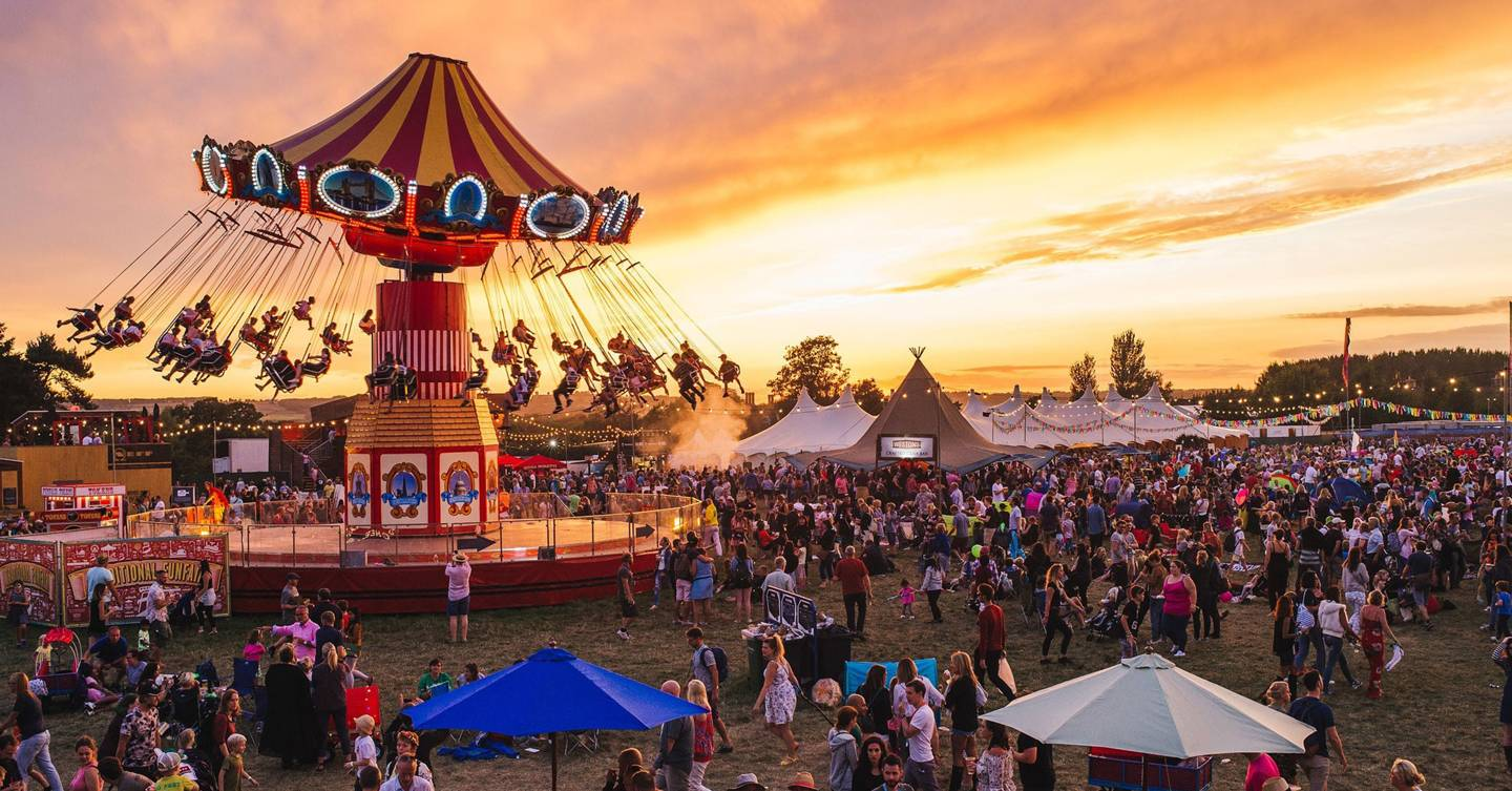 The best food festivals in the UK in 2021