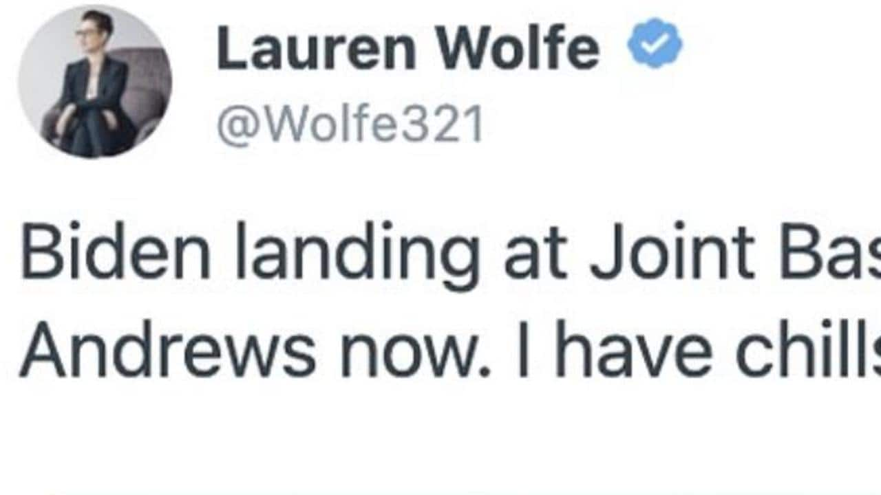 New York Times editor Lauren Wolfe dumped over Trump tweet