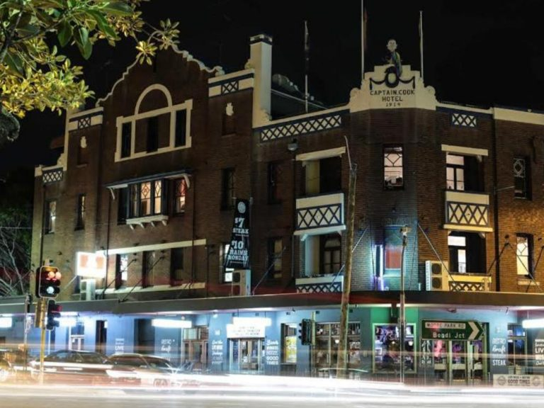 The Captain Cook Hotel in Paddington sells for $10.5m