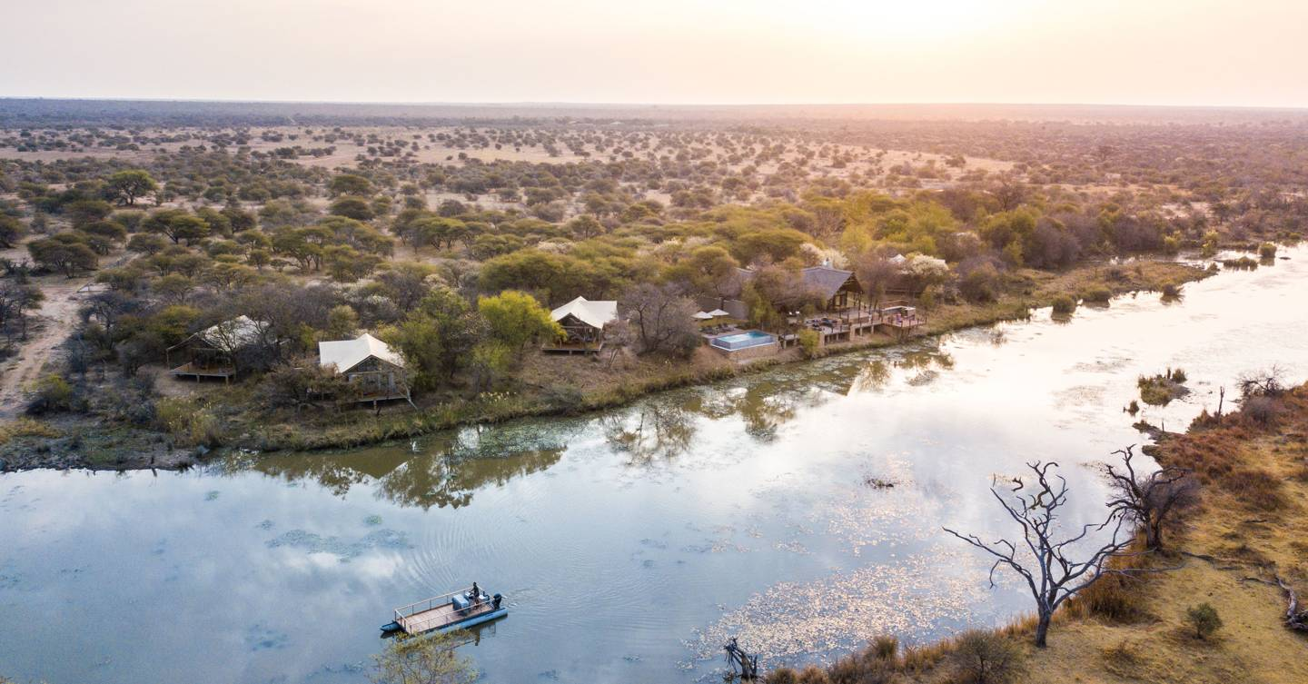 Marataba Conservation Camps, South Africa: an immersive safari experience helping to protect the planet