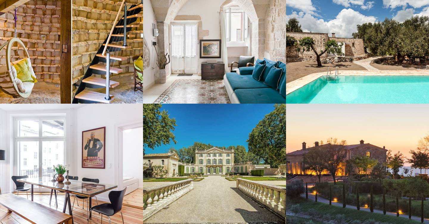 15 amazing Airbnbs we're dreaming of for New Year's Eve
