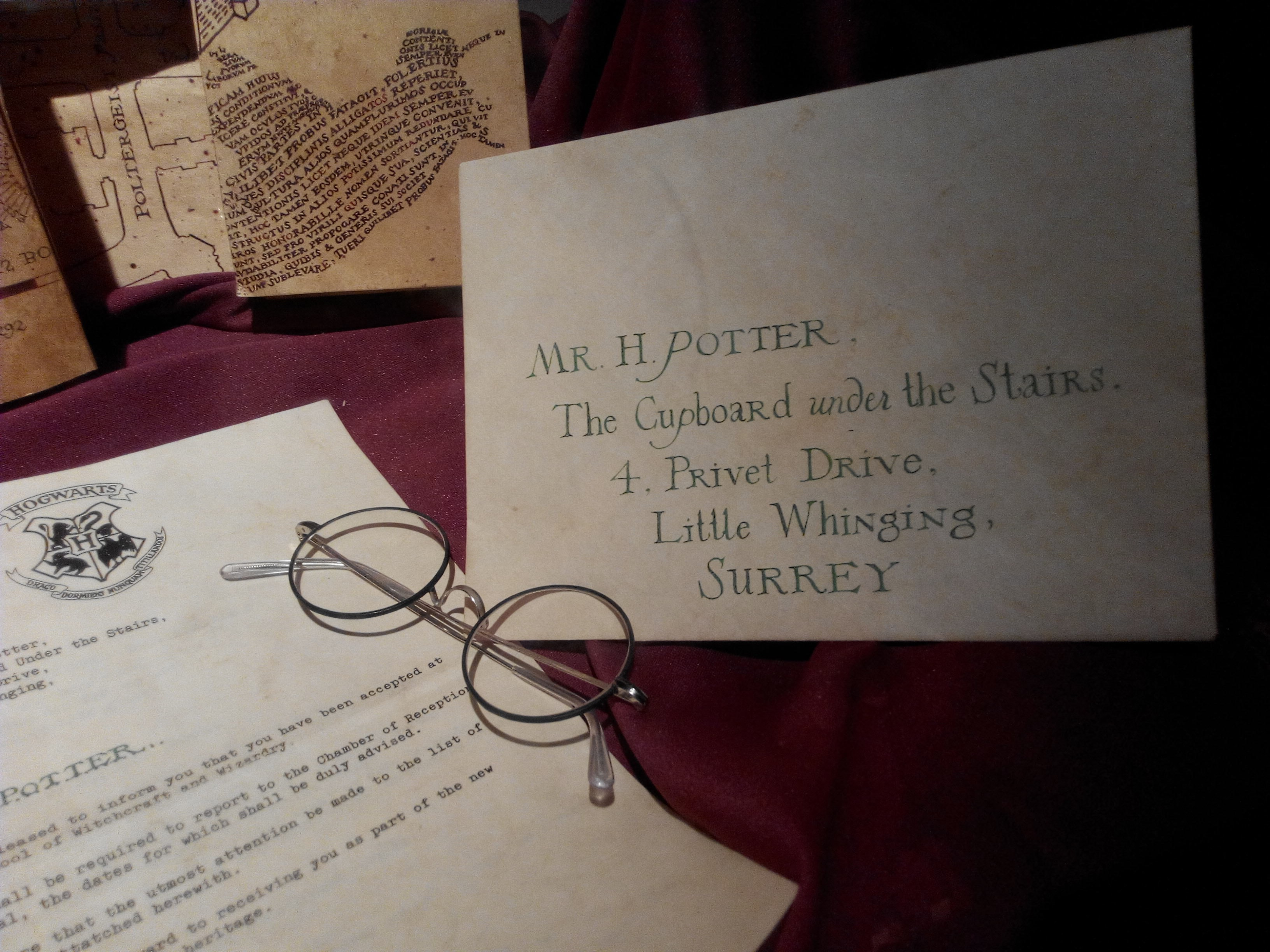 Quiz Can You Choose the Correct Word to Complete These 'Harry Potter' Quotes?