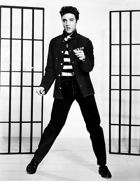 The Night Elvis was Shown from the Waist Up