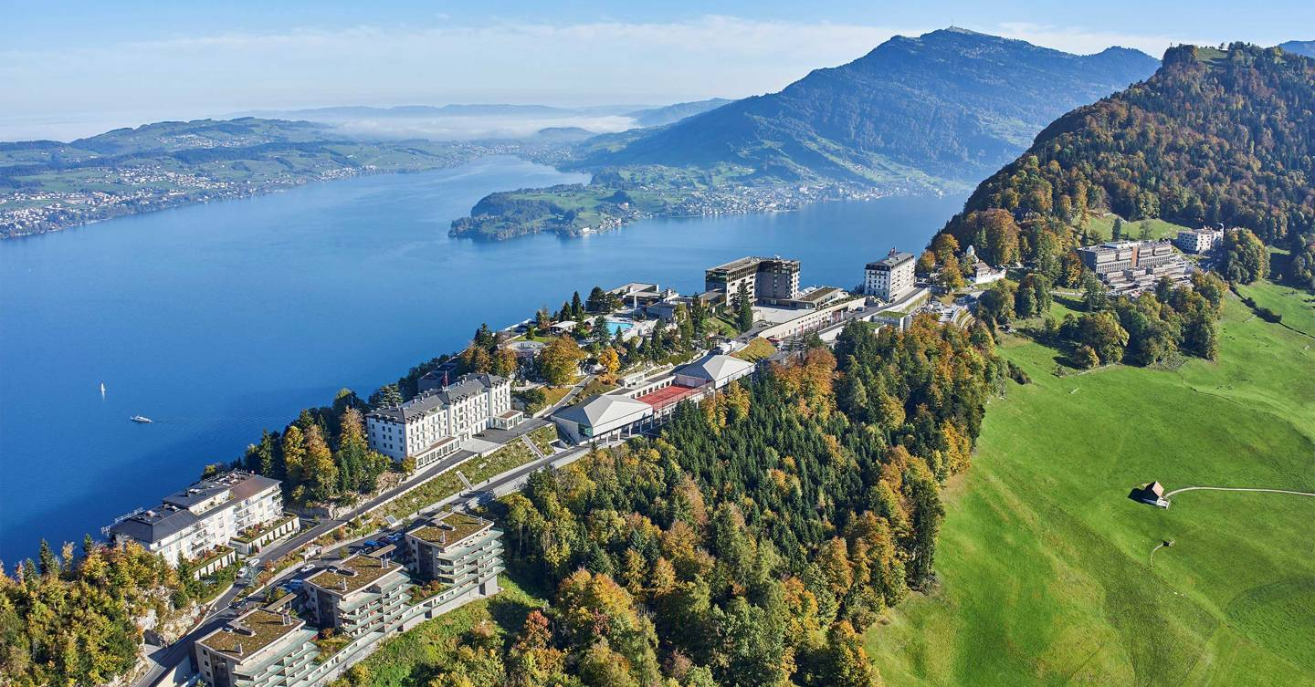 Win a three-night spa holiday for two in Switzerland