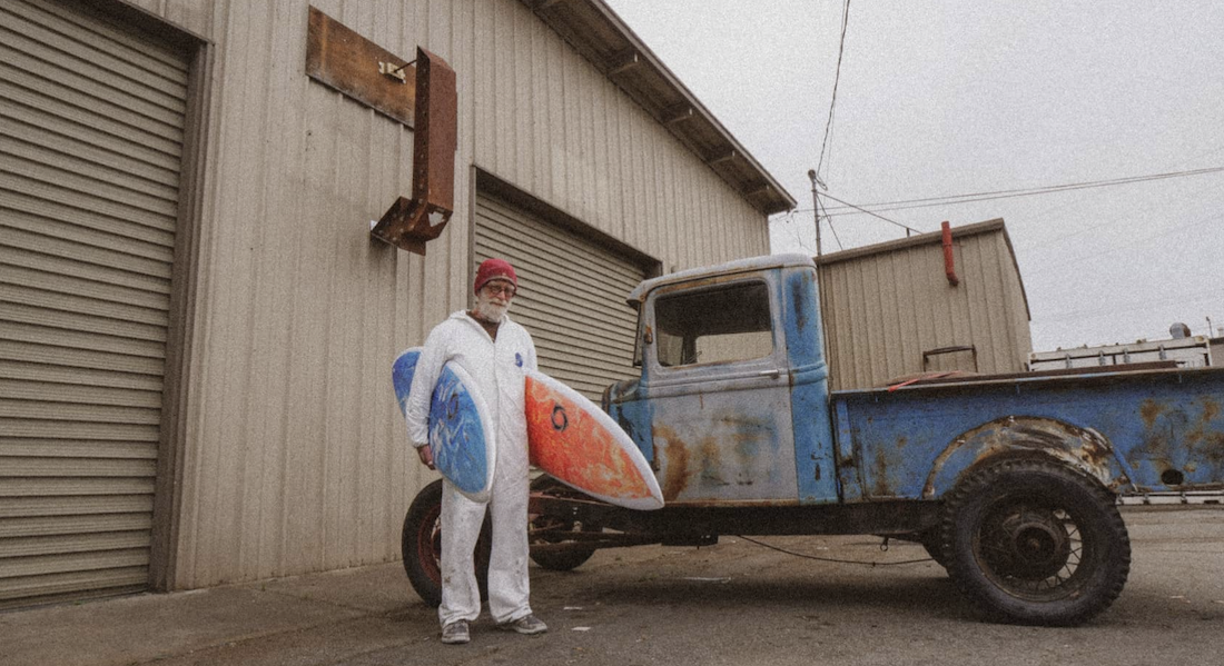 Meet One of the Last Real-Deal Surfboard Craftsmen