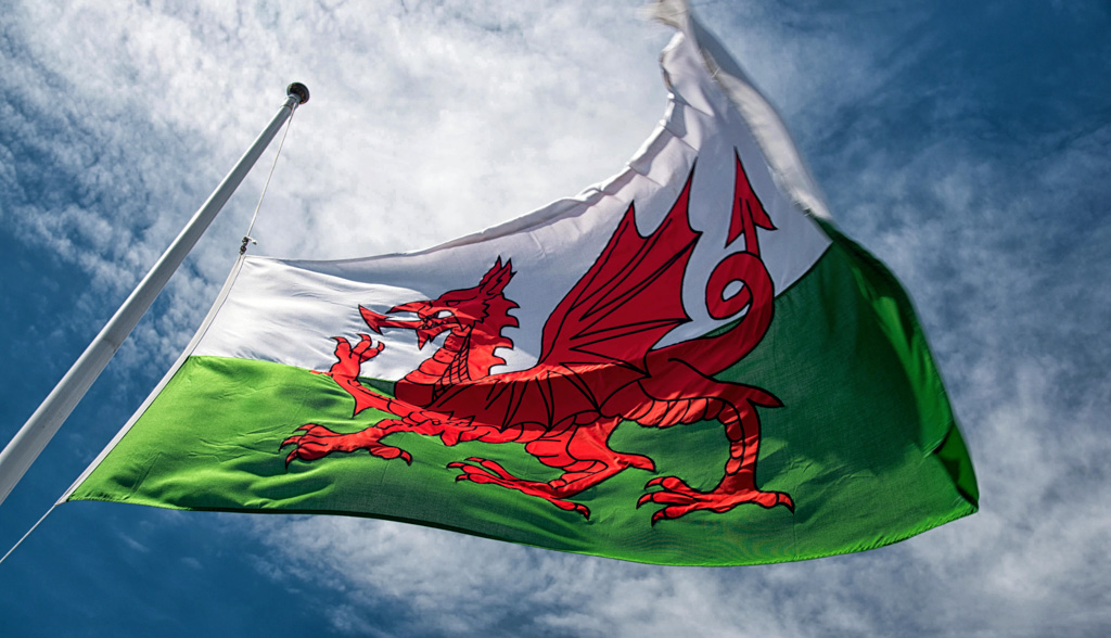 Wonderful Wales: Land of Stone Castles, Red Dragons, and Slate Rooftops