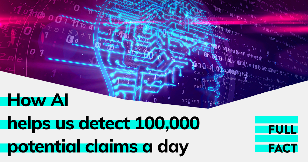 How AI helps us detect 100,000 potential claims a day