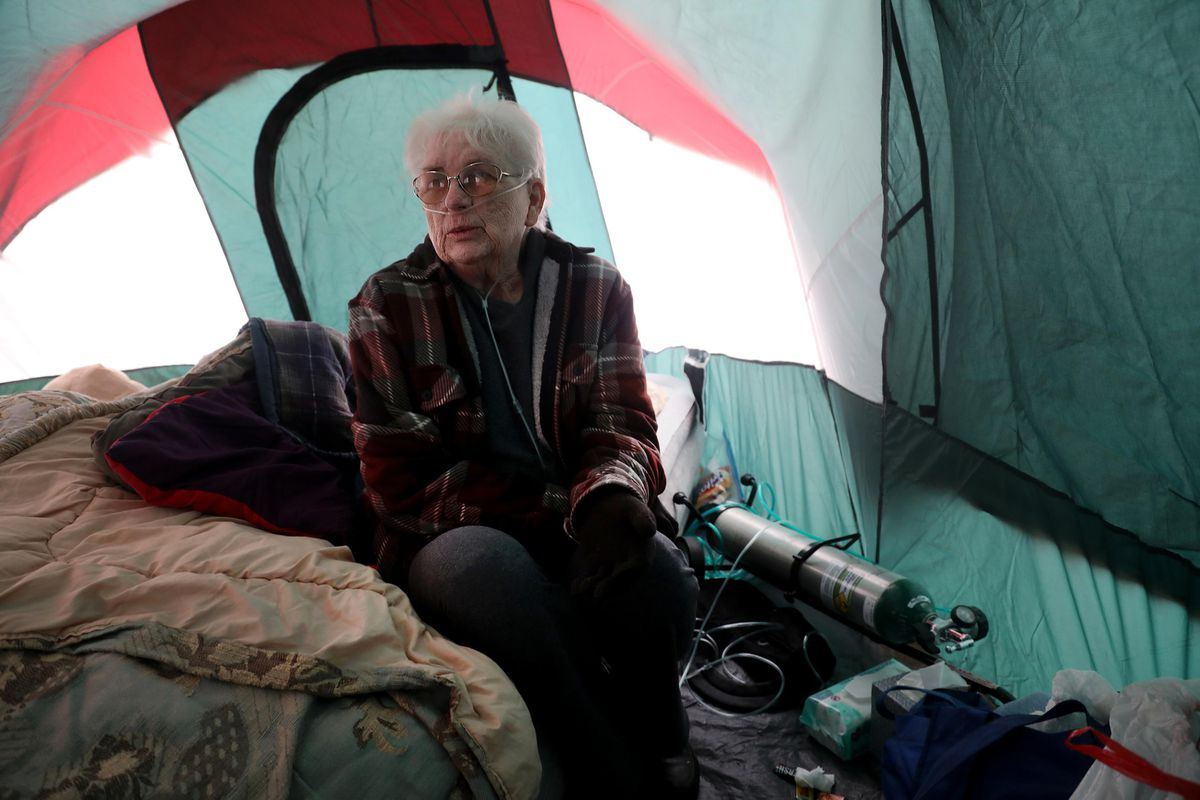For The Elderly, Climate Change Poses More Risks To Wellness