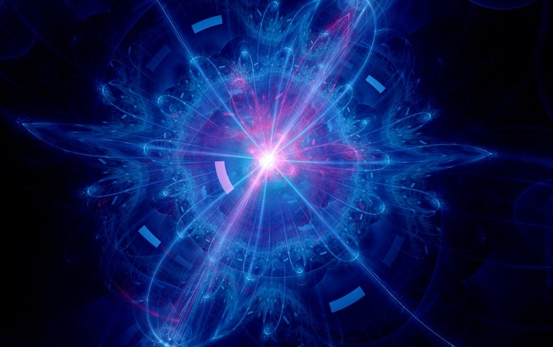 Mystery of Spinning Atomic Fragments Solved at Last
