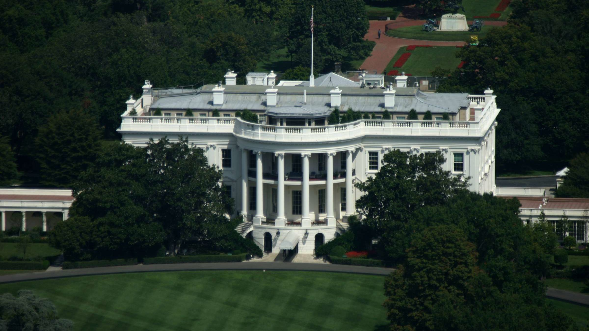 The 12 Most Googled Questions About the White House, Answered