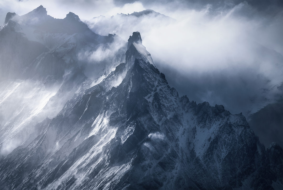 Torres del Paine, Patagonia, Chile by Eric Thiessen