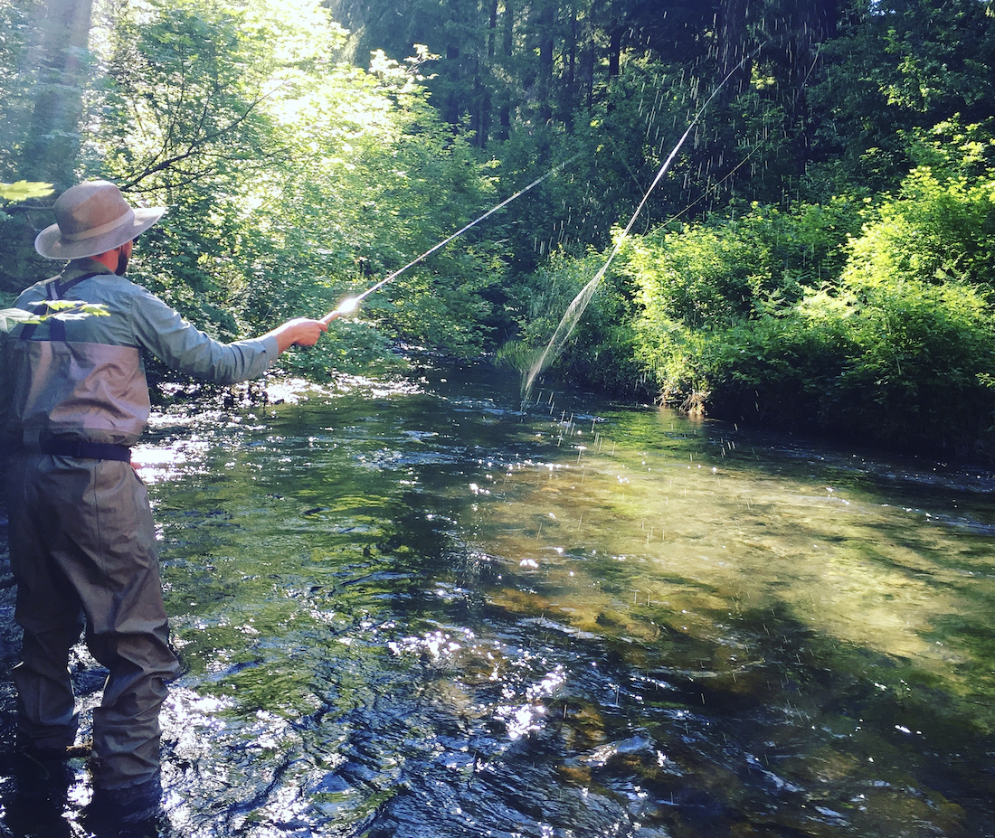 How to Tell If Your Favorite Fishing Stream Is at Risk from Climate Change